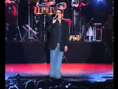 Gilberto Santa Rosa Concierto video