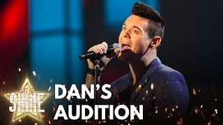 Dan Budd performs 'No Regrets' by Robbie Williams - Let It Shine - BBC One
