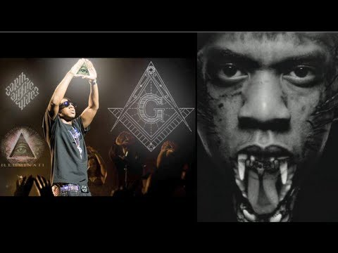 Illuminati Exposed - Proof Jay-Z is an Evil Illuminati VAMPIRE
