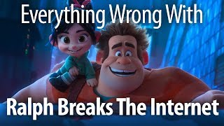 Everything Wrong With Ralph Breaks the Internet