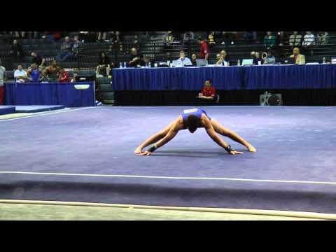 Alex Naddour - Floor Exercise - 2012 Winter Cup Prelims
