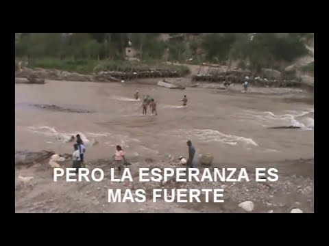 LLUVIAS  ACCIDENTES  RIOS ANIMALES EN PELIGRO