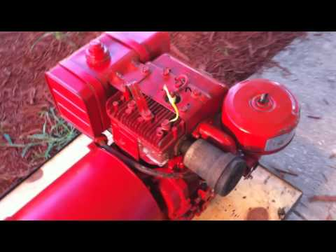 Briggs & Stratton 8HP Generator