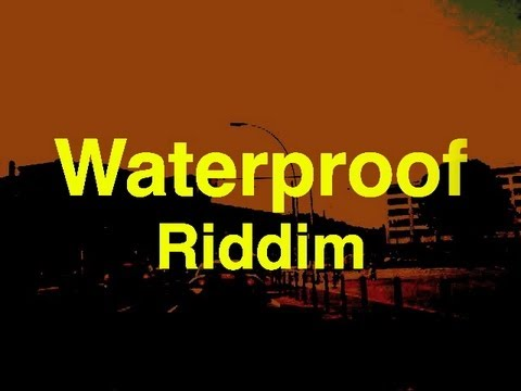 New Dancehall Riddim Instrumental 2013 - Waterproof Reggae Riddim By Dreadnut video