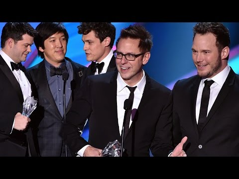 Guardians of the Galaxy & The Lego Movie Win at Critics' Choice Awards 2015