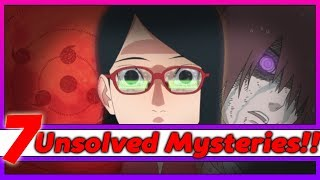 7 Unsolved Naruto Plot Holes & Kara Escaped The Infinite Tsukiyomi?