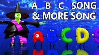 Baby Shark Song and ABC Alphabets and Many Many More Songs | Kids Songs | Nursery Rhymes for Baby