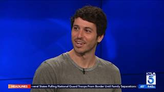 Morgan Evans On The Meaning Behind Kiss Somebody