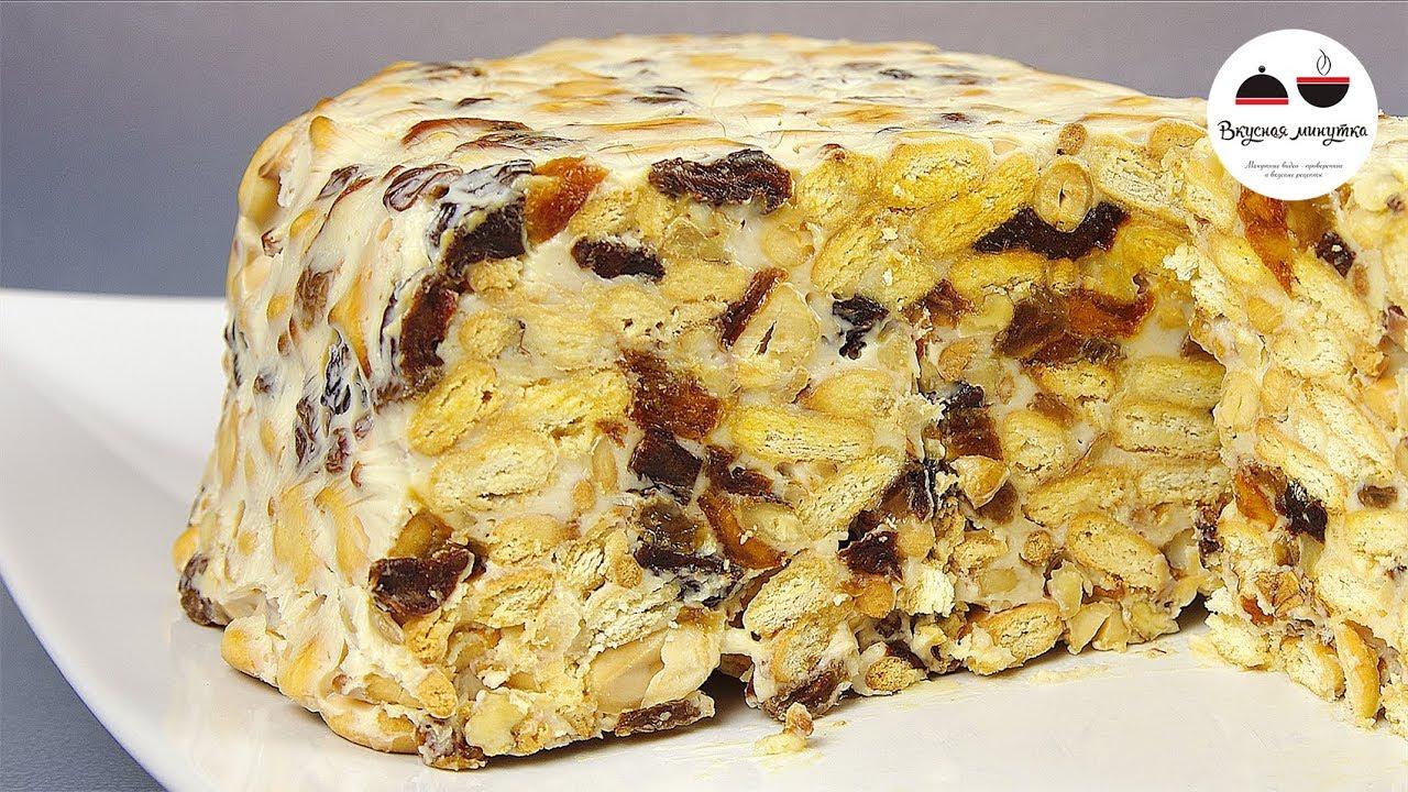 Десерт со сгущенкой на скорую руку рецепты