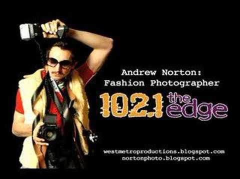 Andrew Norton: Fashion Photographer Video