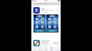 CAIXA para iPhone, iPod touch e iPad na App Store