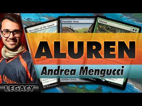 Aluren - Legacy   Channel Mengucci
