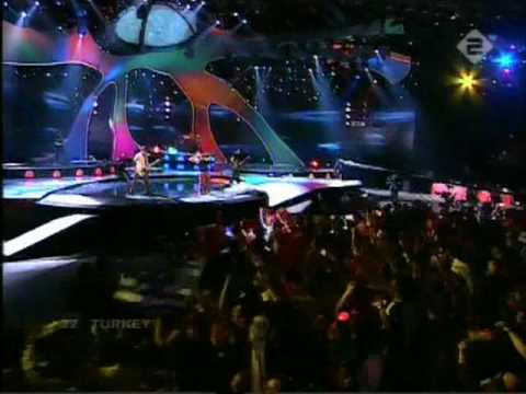 Athena - For Real (Eurovision 2004 - Turkey) klip izle