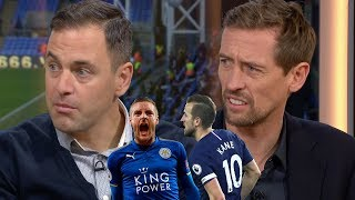 Crouch: Kane injury good for England, Southgate should phone Vardy!