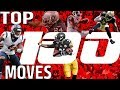 Top 100 Moves (Jukes, Stiff Arms, & Hurdles) of the 2017 Season! | NFL Highlights MP3