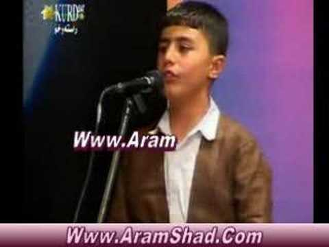 Kurdish Muisc , Peshrew Hewramy, www.aramshad.com Video