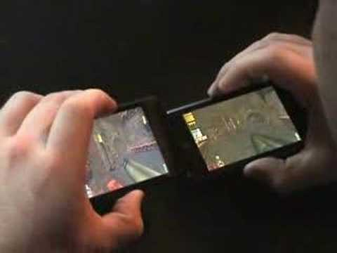 Quake3 on iPod Touch