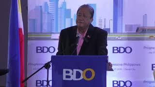 BDO Supports a Progressive Philippines (Part 1)