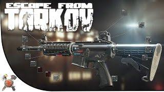 Escape from Tarkov - Weapon Modding, Inventory, Looting (Escape from Tarkov Gameplay)