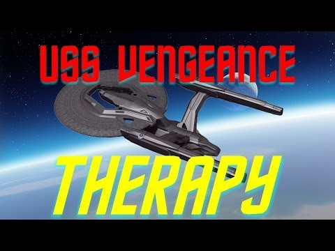 USS Vengeance Star Trek Into Darkness Review Analysis