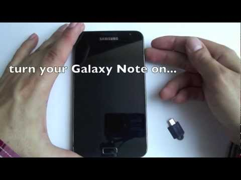 How to remove triangle and reset custom binary counter at Galaxy Note N7000