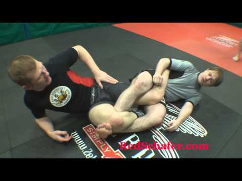 Leg Lock Instructional (How To) w/ Chris Piper of Red Schafer MMA - BJJ - Sambo Image 1
