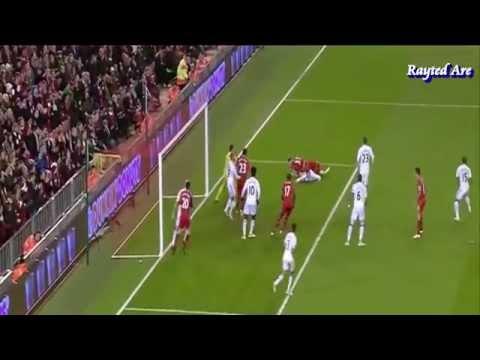 Jordan Henderson vs Swansea (Dec. 29th 2014)
