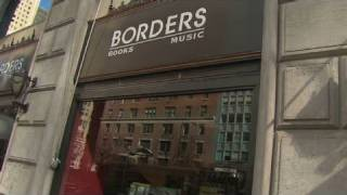 Borders bankrupt. Are books next?
