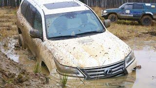 Lexus LX570 СМЕРТЬ МОТОРА. Лолы больше НЕТ.