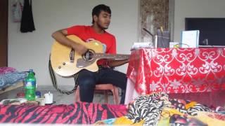 amaka amar moto thakta dao....cover by sanjib