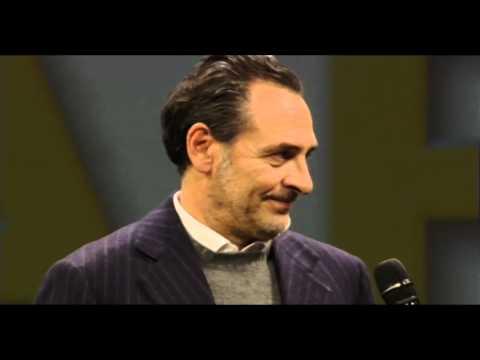 Centenario Parma F.C.: Al teatro Regio Cesare Prandelli premia Stefano Tanzi