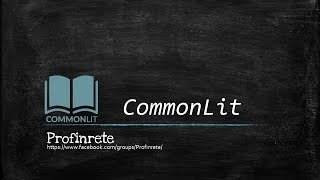 CommonLit - overview