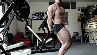MILAN OBORIL - Awesome Hardcore Workout