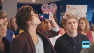 One Direction Pepsi Reklamında  TÜRKÇE ALTYAZI    HD   YouTube