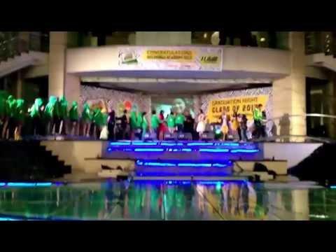 Graduation Nite Duta IM3 Academy 2013