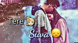thoda sa bhi shak na karna whatsapp status so swee