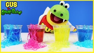 SCIENCE EXPERIMENTS for kids Baking Soda and Vinegar Balloon Blow Up  Worms Dry Ice Boo Bubbles