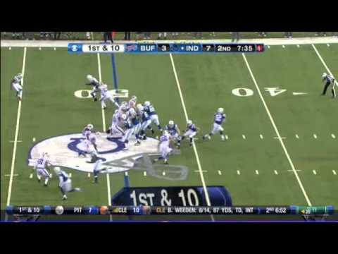 Dwayne Allen Colts 2012 Highlights