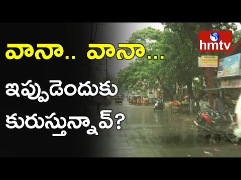 ఉత్తరాంధ్రలో వర్షాలు...! Climate Suddenly Changed In Andhra Pradesh | Telugu News | Hmtv