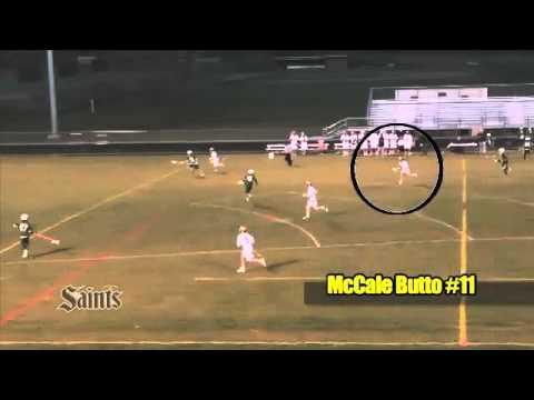 McCale Butto 2013 Highlights - Berks Catholic High School