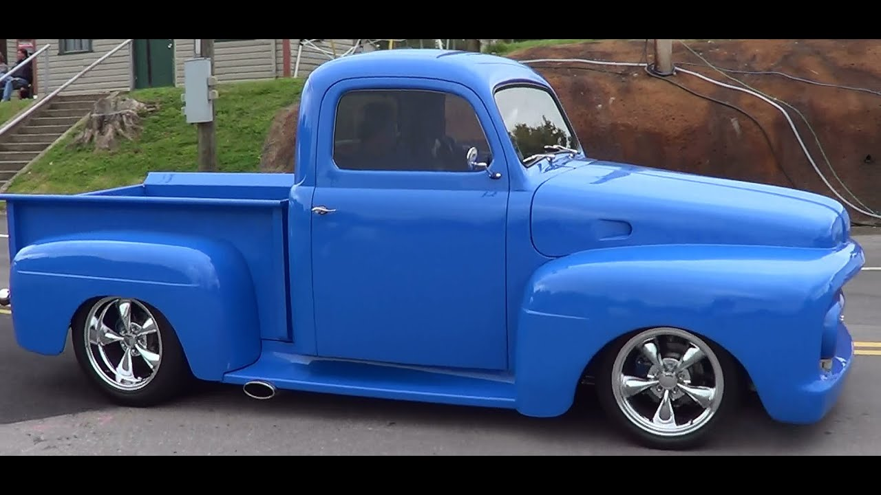 likewise  additionally Maxresdefault moreover Maxresdefault further Ford Truck F. on 1952 ford f1 pickup truck