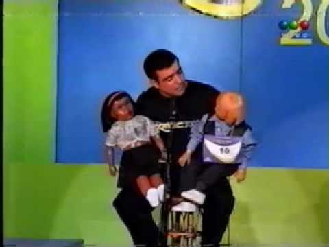 VIDEOMATCH - Comic 2002 - Ventrilocuo Vol 1 Espectacular !!! Parte 1