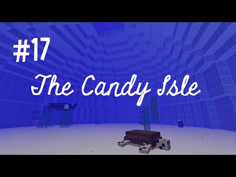 MINECRAFT UNDERWATER DOME - THE CANDY ISLE (EP.17)