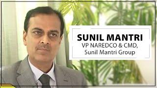 Sunil Mantri  VP NAREDCO   CMD  Sunil