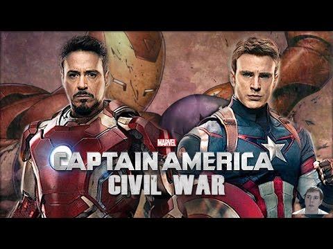 Captain America 3 - Civil War Explained!