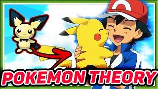 Pokemon Theory: Was Ash's Pikachu ever a Pichu?