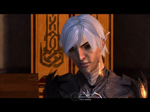 Fenris Friendship Romance: Beginning to End