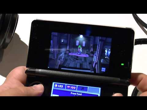 Liberados 17 minutos - Luigis Mansion 2: Dark moon