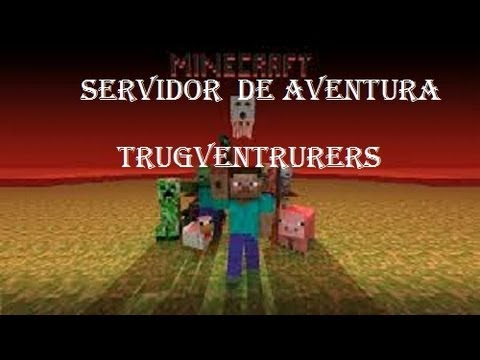 MineCraft GamePlay Mapa TrugVentrurers