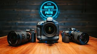 How To CHOOSE The RIGHT CAMERA For YOU???